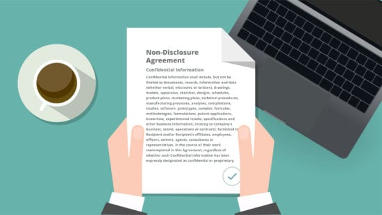 Free Non Disclosure Agreements Templates Samples